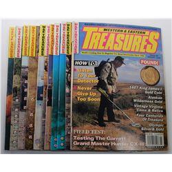 Western & Eastern Treasures Magazine 1996 Issues