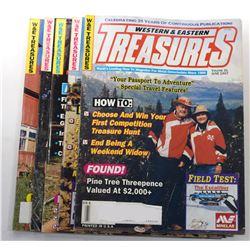 Western & Eastern Treasures Magazine 1997 Issues