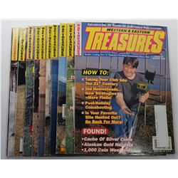 Western & Eastern Treasures Magazine 1998 Issues