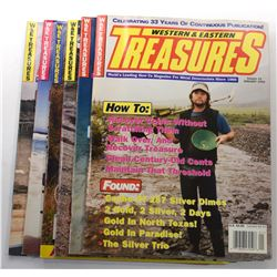 Western & Eastern Treasures Magazine 1999 Issues