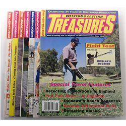 Western & Eastern Treasures Magazine 2000 Issues