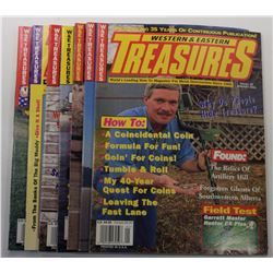 Western & Eastern Treasures Magazine 2001 Issues