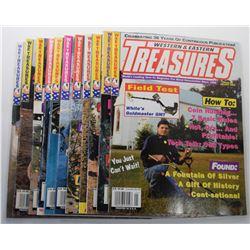 Western & Eastern Treasures Magazine 2002 Issues