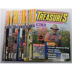 Western & Eastern Treasures Magazine 2003 Issues