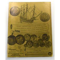 Almanzar's Coins of the World, Inc. THE 1733 PLATE FLEET MEXICAN 8 ESCUDOS