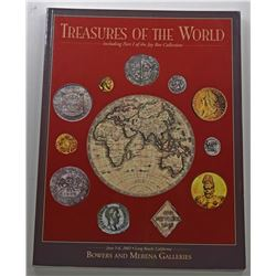 Bowers and Merena Galleries. TREASURES OF THE WORLD INCLUDING PART I OF THE JAY ROE COLLECTION