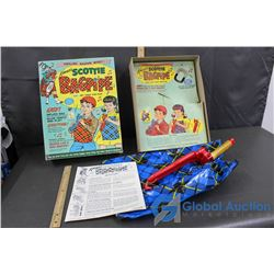 Kenner's Scottie Bagpipe W/ Box!