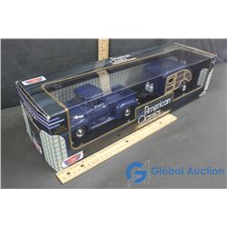 1:24 Die-Cast 1956 Ford F100 Pick Up Truck W/ Trailer