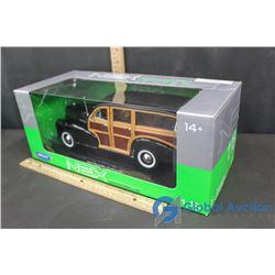 1:18 Scale 1948 Chevrolet Fleetmaster Model