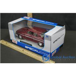 1:24 Scale Die-Cast 1964 Ford Fairlane Thunderbolt Model