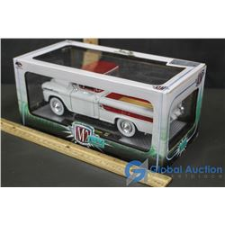 1:24 Scale Die-Cast 1958 Chevrolet Apache Cameo R47 Model