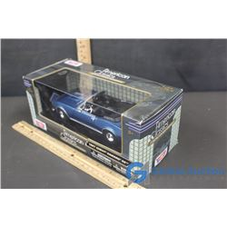 1:24 Scale Die-Cast 1967 Chevy Camaro SS Model