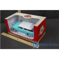 1:25 Scale Die-Cast 1955 Chevy Nomad Model