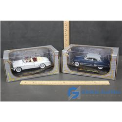 1:32 Scale 1949 Cadillac Series 62 and 1953 Buick SkyLark Models