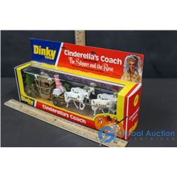 NIB Dinky Toys Cinderella's Coach (From the Film The Slipper and The Rose)
