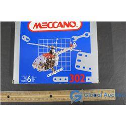 Meccano Helicoptor 155 Piece