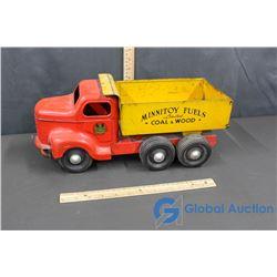 Minnitoys Metal Dump Truck