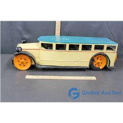 Vintage Metal Car