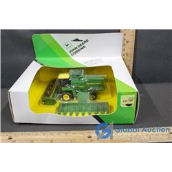 John Deere Combine (Green) Toy