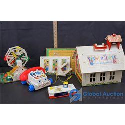 Vintage Fisher-Price Toys