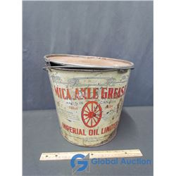 Imperial Mica Axle Grease 25lbs Pail w/Lid