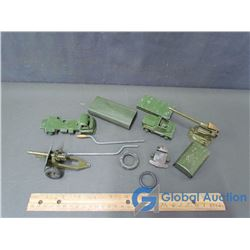 Dinky Toys (Army Parts)