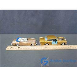Dinky Toys - 2 Cars