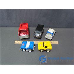 Tonka Trucks (4)