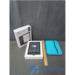 Kobo Touch E-Reader and Case