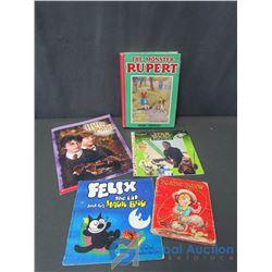 (5) Children's Book