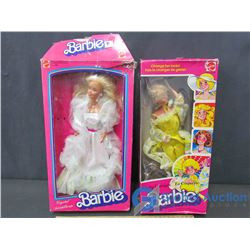 Crystal and Pretty Changes Barbie