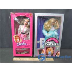Angel Face and Magic Moves Barbie