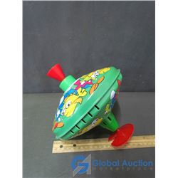 Vintage Spin Top Toy