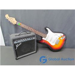 Nevada Electric Guitar and Amp