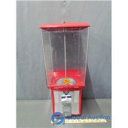 1970's Candy Machine with Key