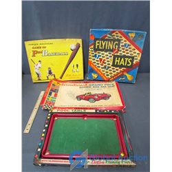 (4) Classic Sport Related Games