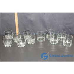 (11) Assorted Bar Glasses