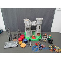 Fisher-Price Castle with Accessories