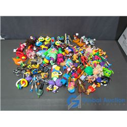 Assortment of Small Toys