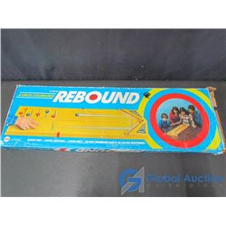 Two Cushion Rebound Game