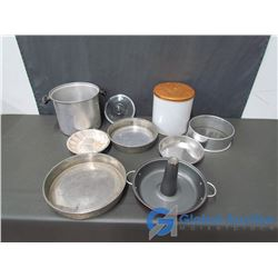 Jello Mold, Tins, Baking & Cooking Ware