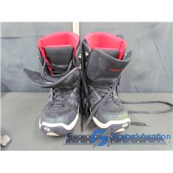 Evolution Size 11 USA Boots
