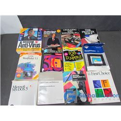 Assorted Computer, Programming Books