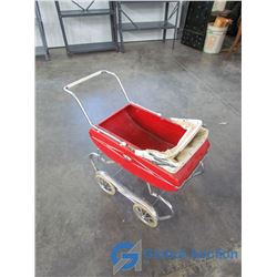 Kids Toy Doll Carriage