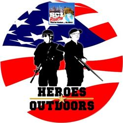 BEER & DEER FOR HEROES DONATION BENEFITTING THE SCI HOUSTON HEROES OUTDOORS PROGRAM!