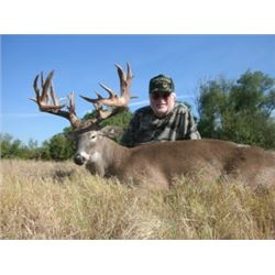 Texas: Cotton Mesa Trophy Whitetail Ranch - Corsicana