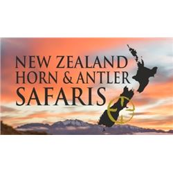 New Zealand: New Zealand Horn & Antler - North Island