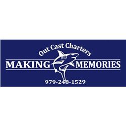 Texas: Out Cast Charters - Galveston