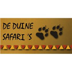 South Africa: De Duine Safaris - Northwest Province