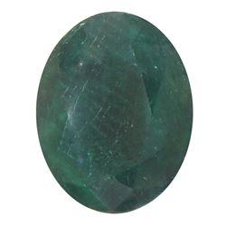 3.39 ctw Oval Emerald Parcel